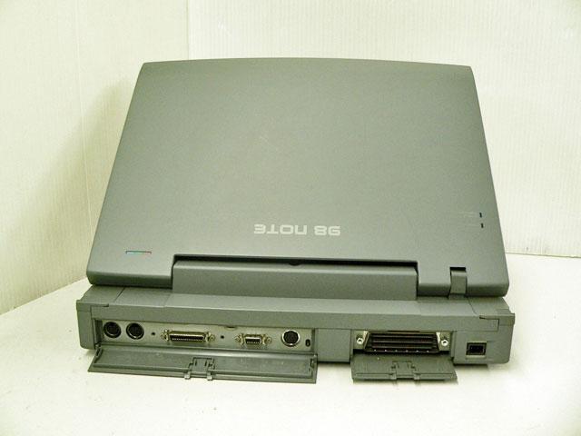 98ノート販売 PC-9821Ns/540W NEC