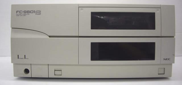 98FC販売 FC-9801B model 2 NEC