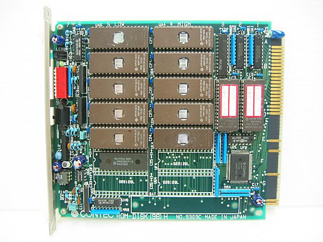 制御ボード販売 ROM-DISK(98)H-01 CONTEC