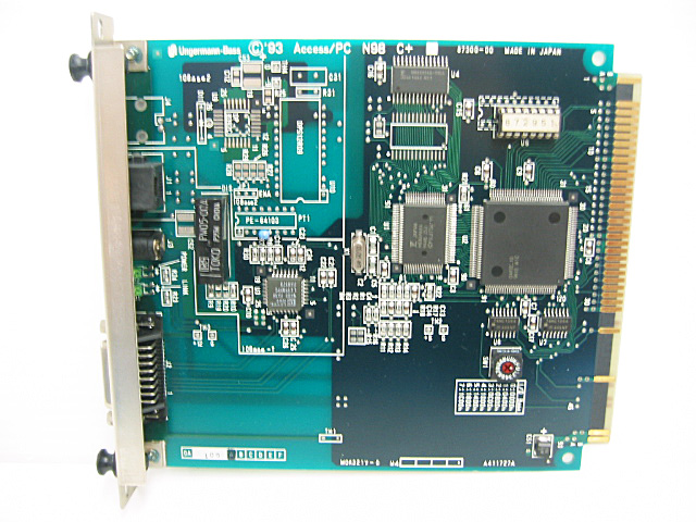 98ボード類販売 Access/PC N98 C+ UBNetworks