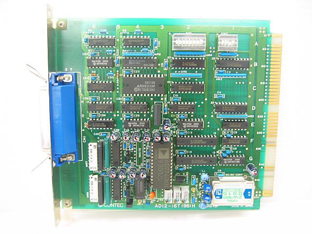 制御ボード販売 AD12-16T(98)H CONTEC