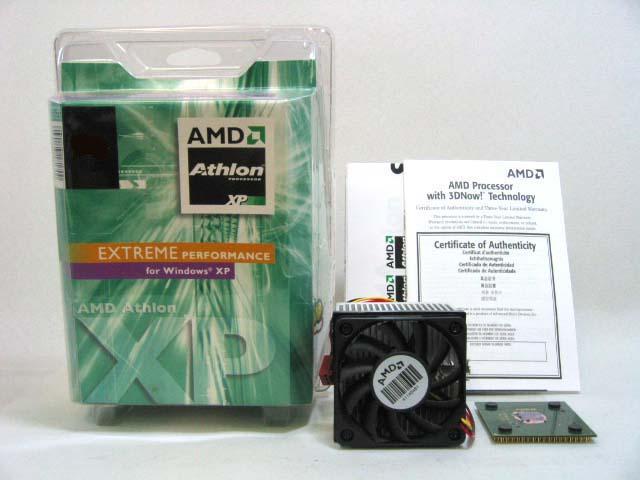 CPU AthlonXP 1600+