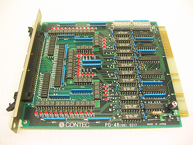 制御ボード販売 PO-48(98) CONTEC