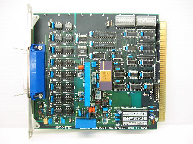 制御ボード販売 ADI12-8CL(98) CONTEC