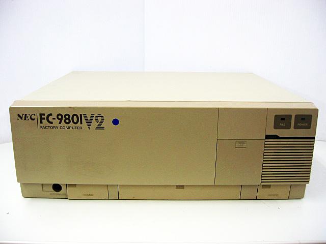 98FC販売 FC-9801V2 NEC