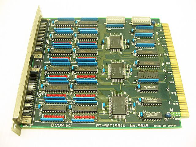 制御ボード販売 PI-96T(98)K CONTEC