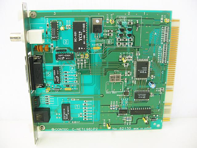 98ボード類販売 C-NET(98)P2-52T CONTEC