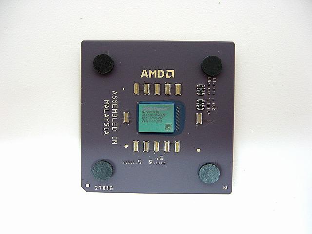 CPU Mobile Duron 1000