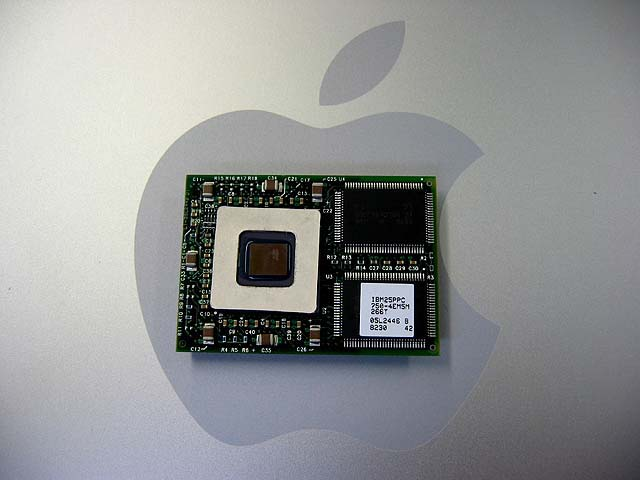 PowerPC G3 266MHz ZIF