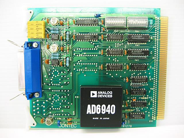 制御ボード販売 DA12-2(98) CONTEC