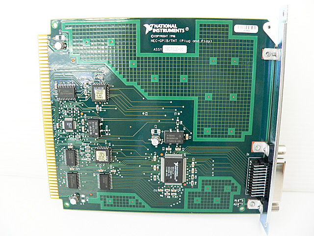 中古[本体のみ] NATIONAL INSTRUMENTS NEC-GPIB/TNT(1996年製)