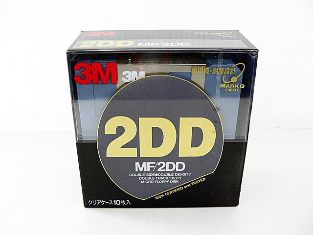 98サプライ販売 3.5インチ 2DD フロッピーディスク(10枚組) 各種メーカ
