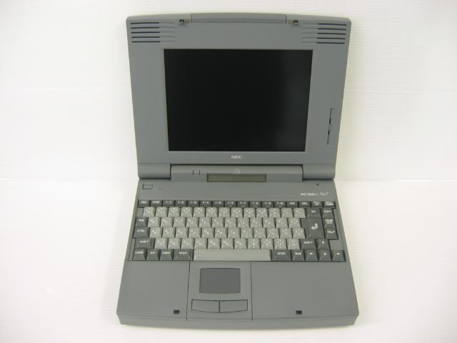 98ノート販売 PC-9821Na7/HC7 NEC
