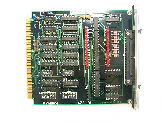 制御ボード販売 AZI-131 Interface