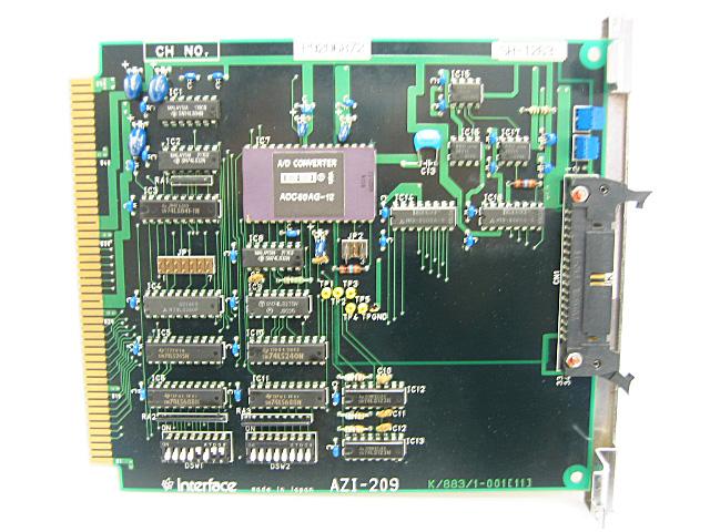 制御ボード販売 AZI-209 Interface