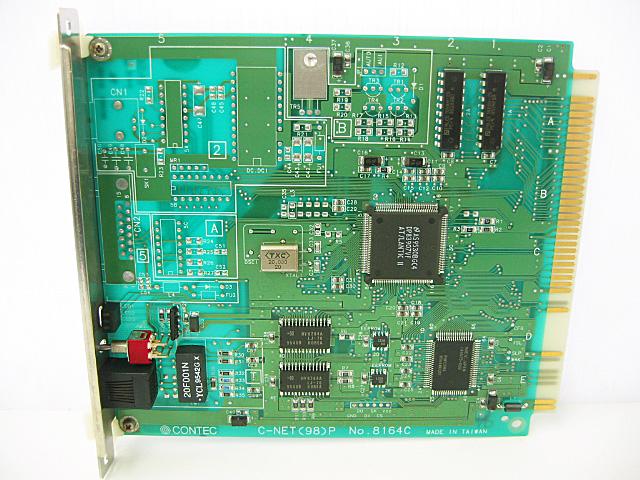 98ボード類販売 C-NET(98)P-T CONTEC