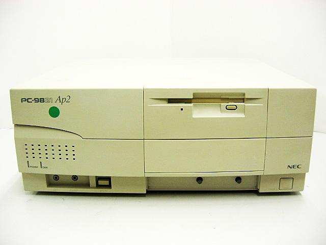 98デスクトップ販売 PC-9821Ap2/U8W NEC