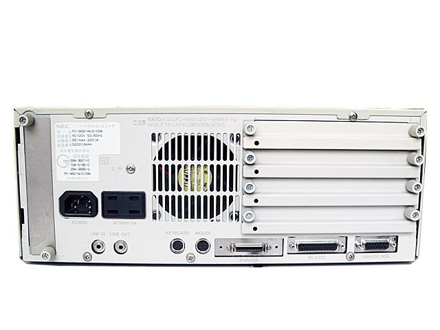 98デスクトップ販売 PC-9821Ap3/C9W NEC