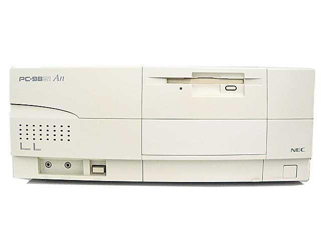 98デスクトップ販売 PC-9821An/C9T NEC