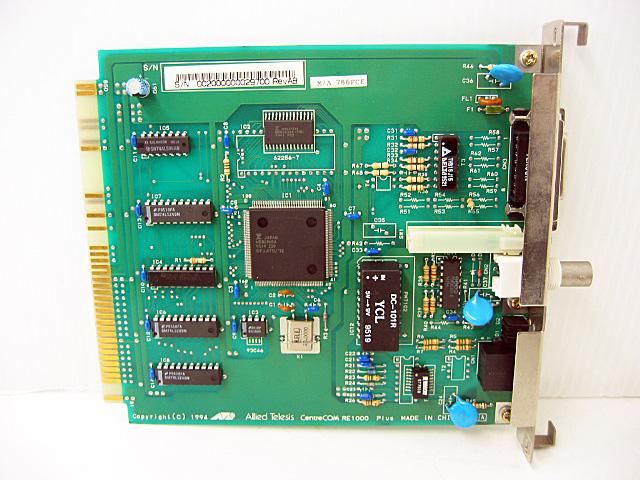 98ボード類販売 CentreCOM RE1007Plus Allied Telesis