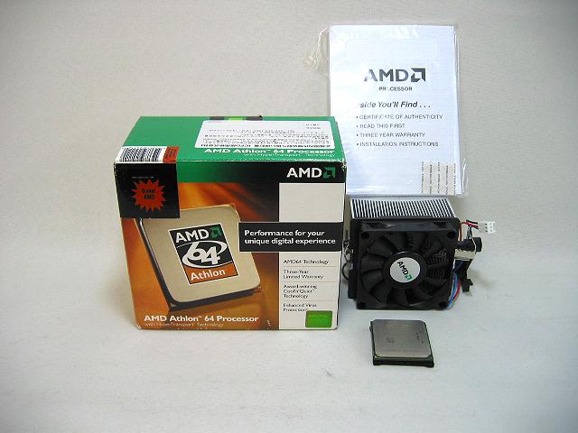CPU Athlon64 3500+ (Orleans)