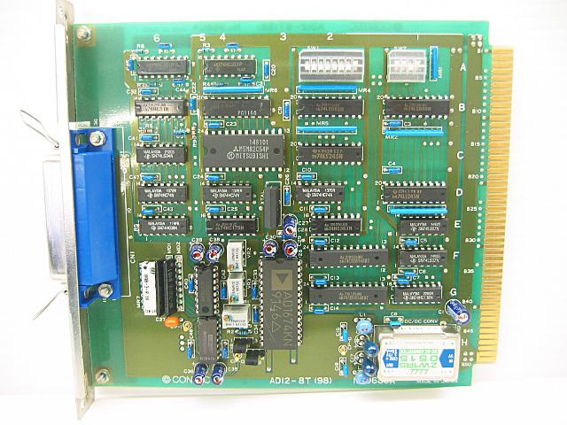 制御ボード販売 AD12-8T(98) CONTEC