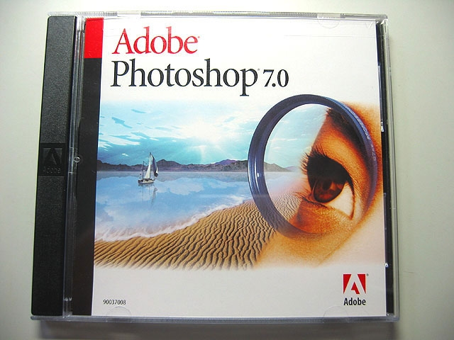 Photoshop 7.0 アカデミック版