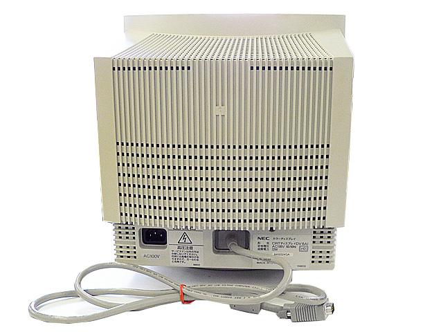 98モニタ販売 DV15A1 NEC