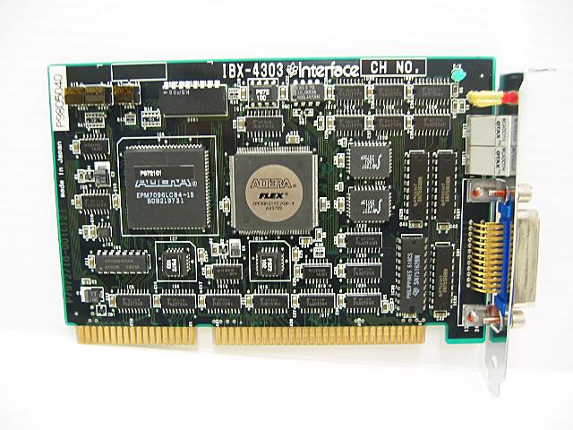 制御ボード販売 IBX-4303 Interface