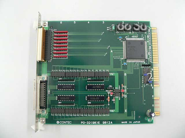 制御ボード販売 PO-32(98)E CONTEC