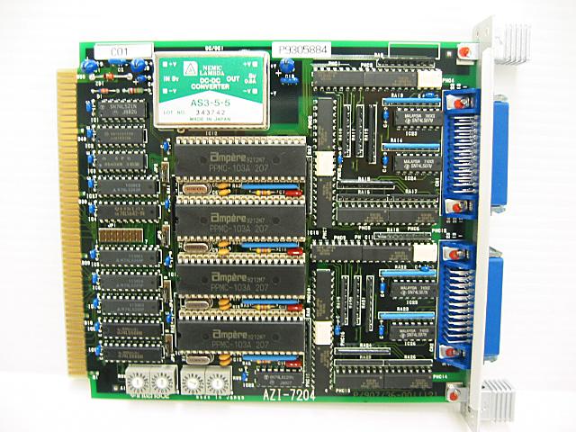 制御ボード販売 AZI-7204 Interface