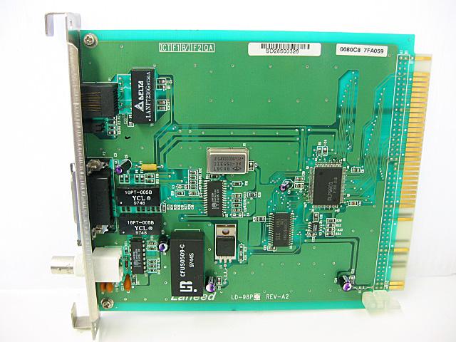 98ボード類販売 Laneed LD-98P ELECOM