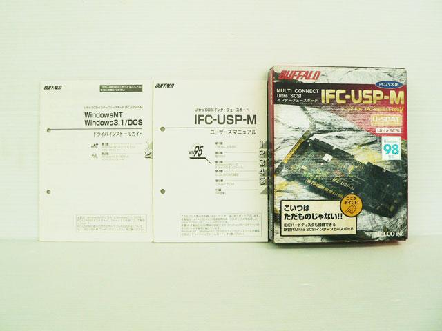 98ボード類販売 IFC-USP-M BUFFALO