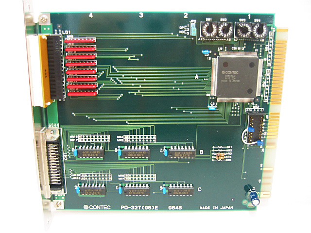 制御ボード販売 PO-32T(98)E CONTEC