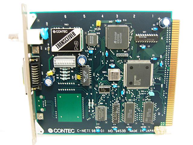 98ボード類販売 C-NET(98)-01 CONTEC