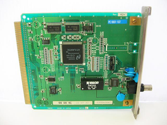 98ボード類販売 PC-9801-107 NEC