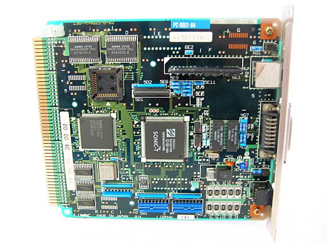 98ボード類販売 PC-9801-84 NEC