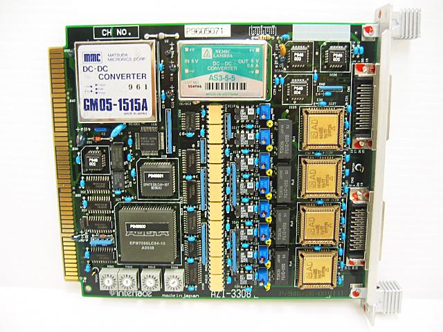 制御ボード販売 AZI-3308 Interface