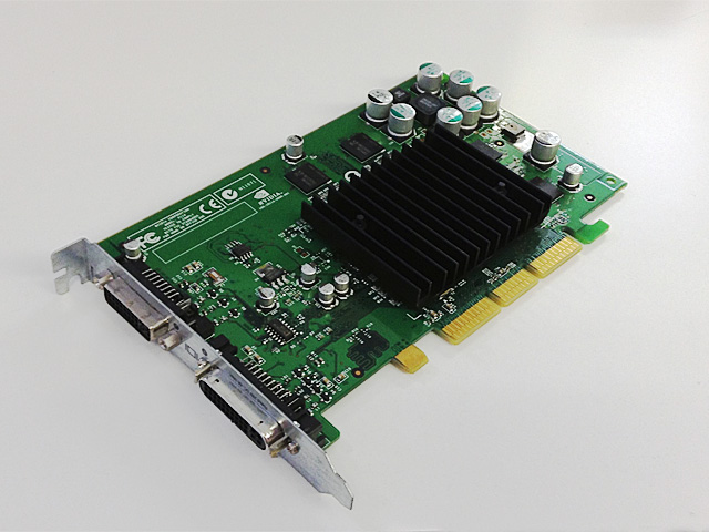 NVIDIA GeForce4 MX(DVI)