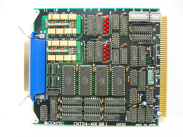 制御ボード販売 CNT24-4A(98) CONTEC