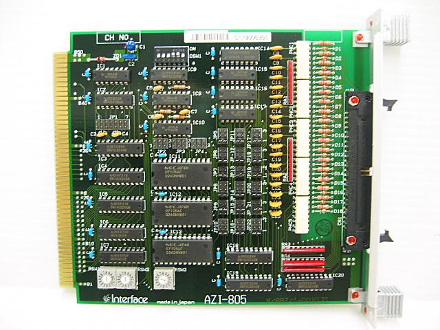 制御ボード販売 AZI-805 Interface