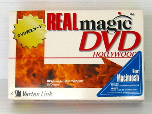 REALmagic Hollywood Plus for Macintosh