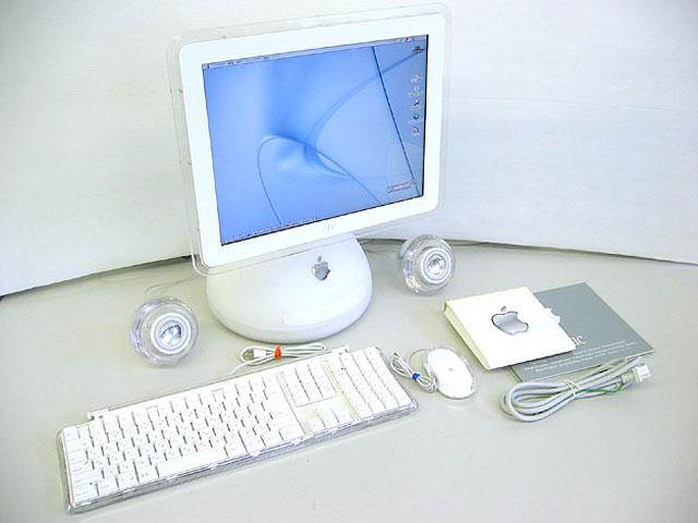 iMac G4 800MHz 15インチ