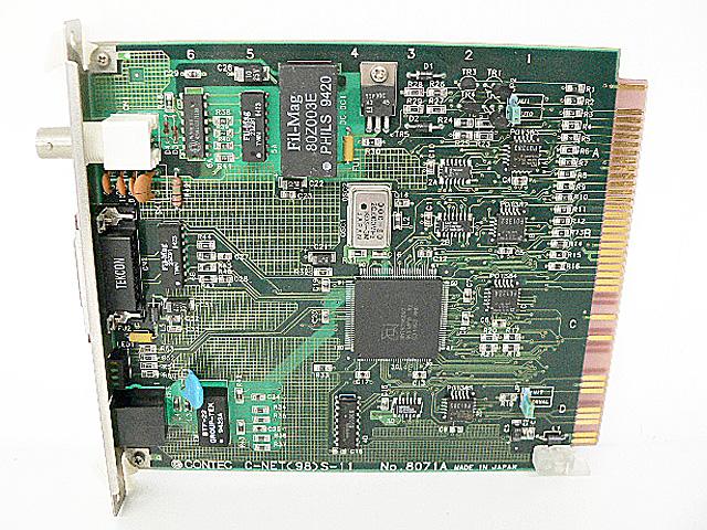 98ボード類販売 C-NET(98)S-11 CONTEC