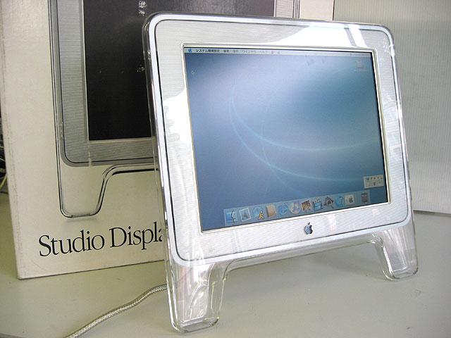 中古Macディスプレイ販売 Studio Display 15 スケルトン Apple