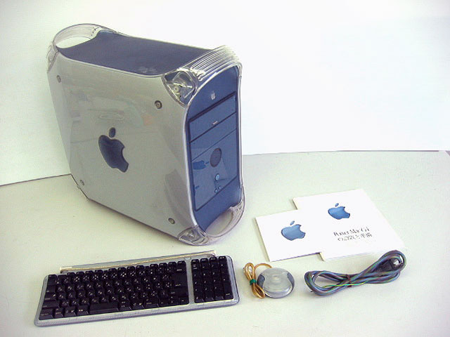 PowerMac G4 PCI  Graphics 400MHz