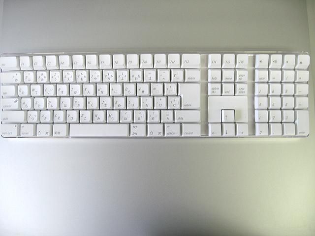 中古Macキーボード販売 Wireless Keyboard 白(JIS) Apple