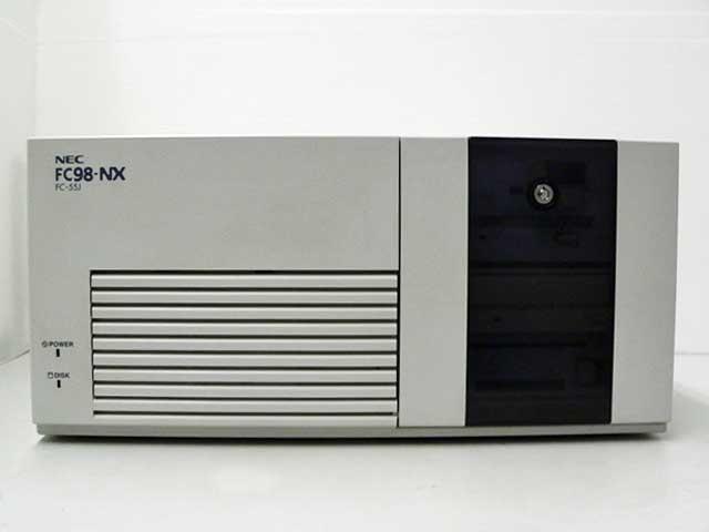 98FC販売 FC-55J NEC