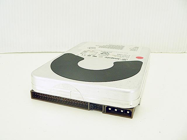 98パーツ販売 PC-98デスク用  内蔵HDD 2.1GB 各種メーカー