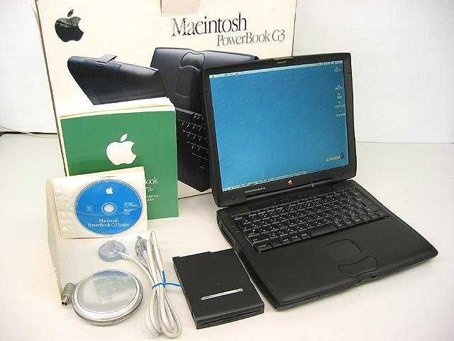 PowerBook G3 Wallstreet 233MHz 14.1インチ